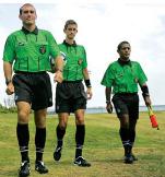 Soccer Referee Uniforms