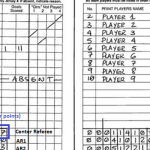 AYSO Game Cards
