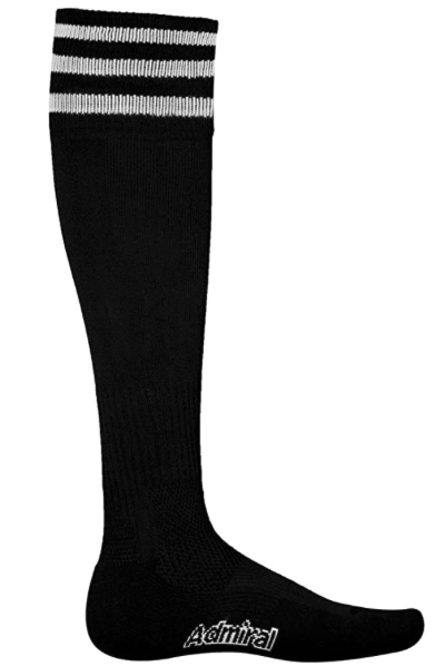Soccer Referee Socks 3 Stripes